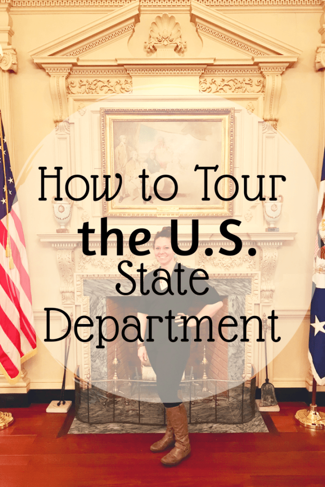 How To Tour The Us State Department Quick Whit Travel