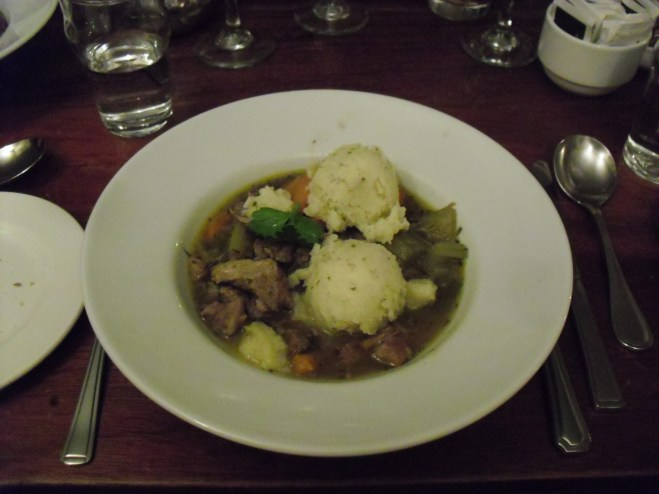Hearty stew