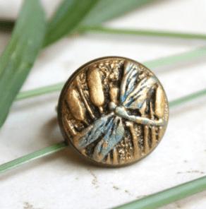 ring by GwydionsGarden