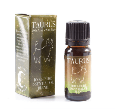 Taurus essential oil by MysticMomentsUK