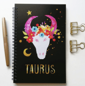 Taurus notebook by JournalandCo