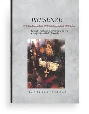 Presenze (Francesco Ronzon) Il vodou è una pratica magico-religiosa largamente diffusa in Haiti (Caraibi). In questo lavoro l'autore indaga a livello etnografico il ruolo svolto dal vodou nella vita quotidiana degli immigrati haitiani a New York.