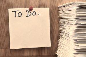 listado de tareas