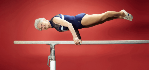 Worlds Oldest Gymnast - Johanna Quaas