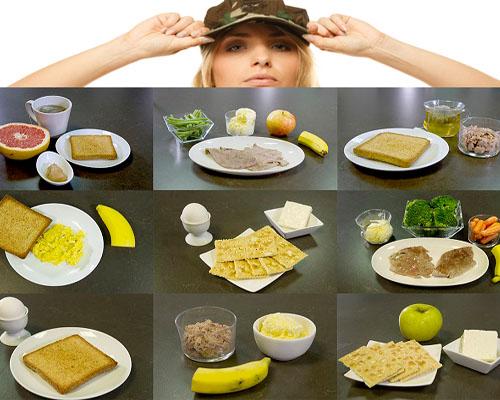 ¿Cómo funciona la Dieta Militar de 3 Días?