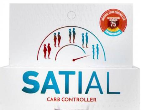 Pastillas SATIAL Carb Controller para Controlar el Peso