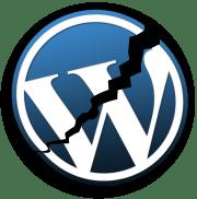 White screen of dead en wordpress 4.0.1