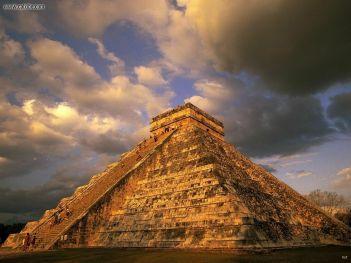 Piramide de Kukulkan - Chichen Itza