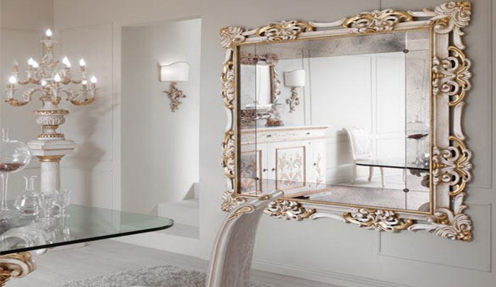 Wall Mirrors and Decorative Framed Mirrors Ideas