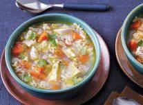 Alphabet Chicken Soup