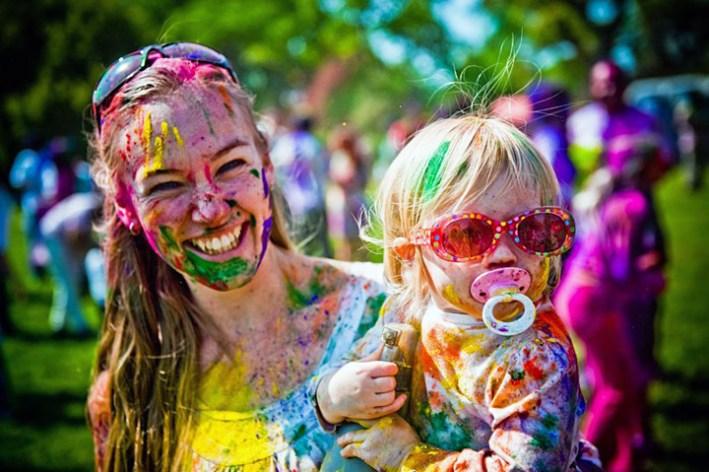 Holi – The Festival of Colors