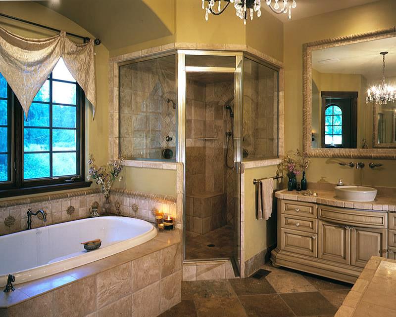 12 Amazing Master Bathrooms Designs - Quiet Corner on Master Bathroom Remodel Ideas  id=33910