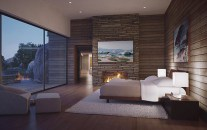 Master Bedrooms with Amazing View