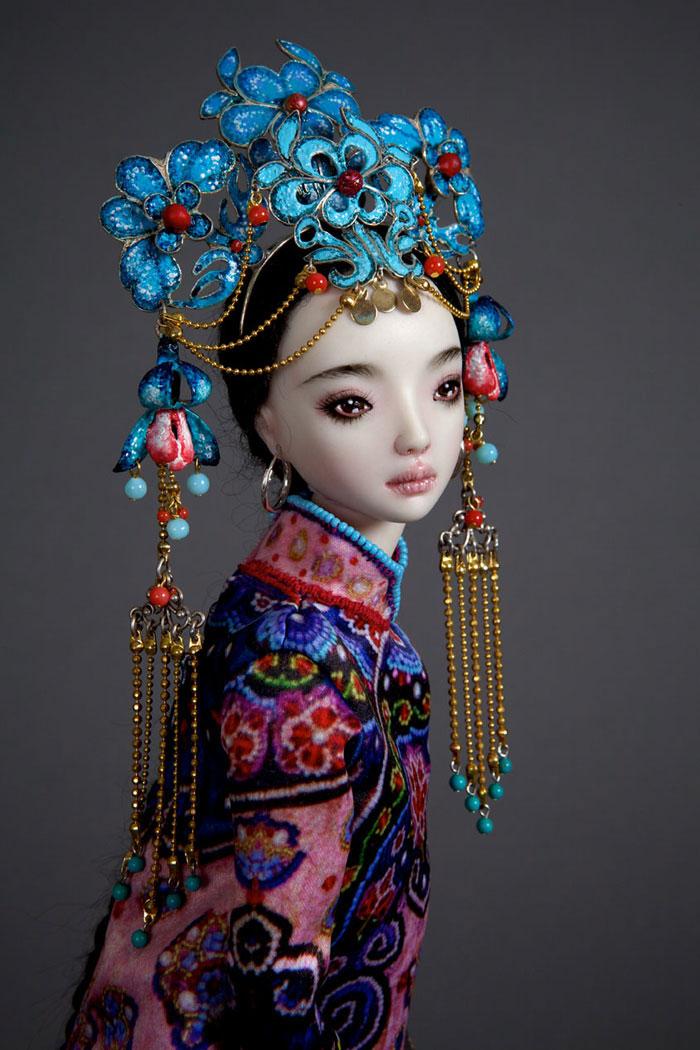 quiet corner realistic porcelain dolls by marina bychkova quiet corner