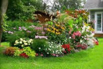 Small Space Gardening - Small Gardens