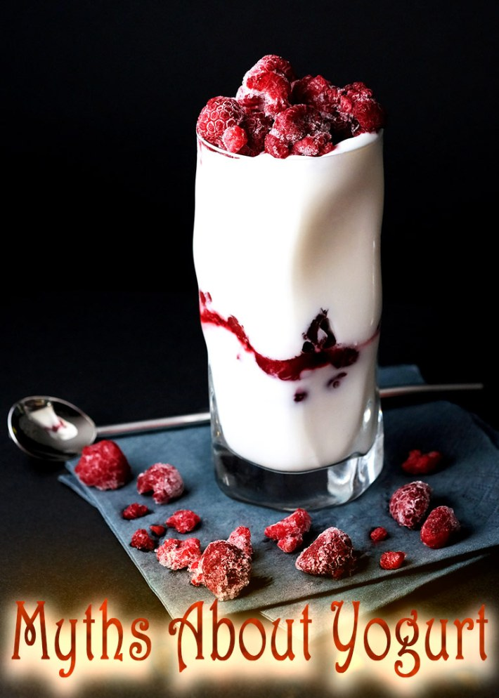 Quiet Corner:Myths About Yogurt You Need to Know!