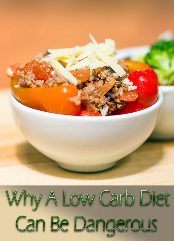 Why A Low Carb Diet Can Be Dangerous