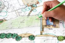 How to Draw a Landscape Map