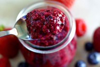Quick and Easy Healthy Homemade Jam