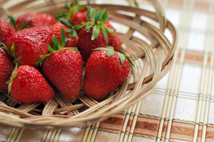 Strawberries Health Benefits