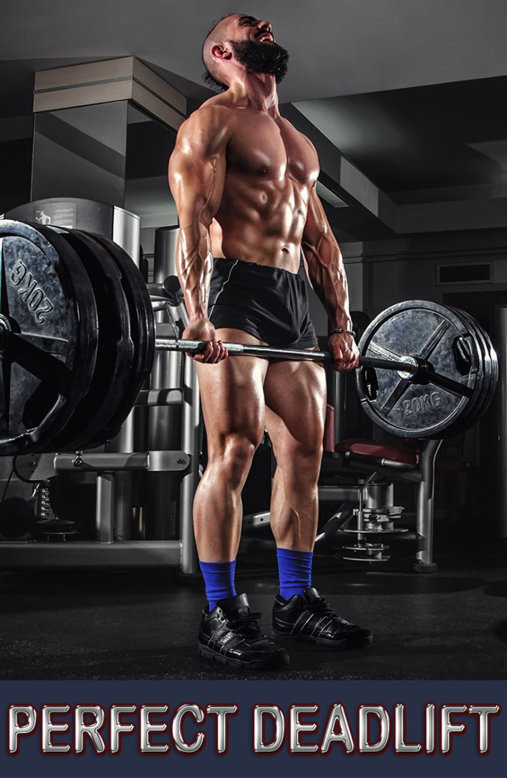 How to Do a Perfect Deadlift