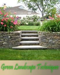 Green Landscape Techniques