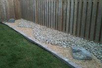 Laying the Foundation for a Rock Garden