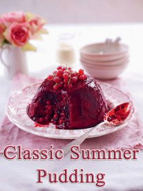 Classic Summer Pudding Recipe