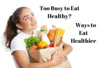 How To Eat Healthy When You Work Crazy Hours