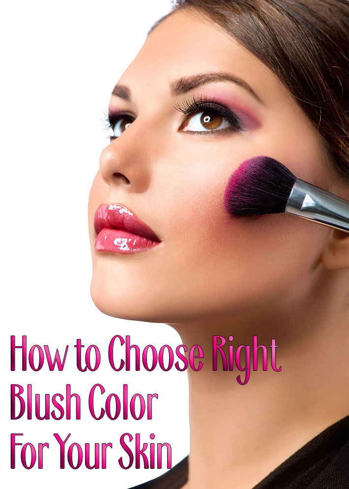 How to Choose Right Blush Color For Your Skin Note