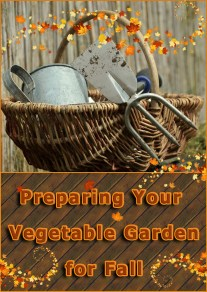 Preparing Your Vegetable Garden for Fall