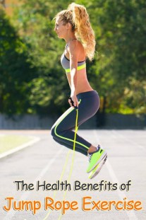 The Health Benefits of Jump Rope Exercise