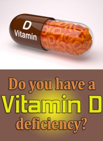 Do You Have a Vitamin D Deficiency?