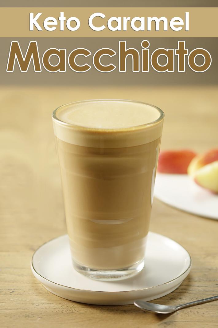 Keto Caramel Macchiato