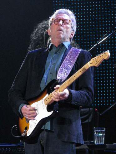 Celebrities with Tinnitus - Eric Clapton Tinnitus