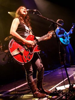 Celebrities with Tinnitus - KT Tunstall tinnitus