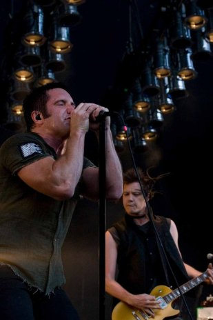 Celebrities with Tinnitus - Trent Reznor Tinnitus