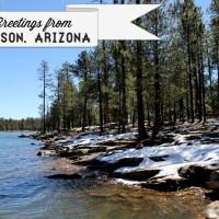 Welcome to Payson, Arizona