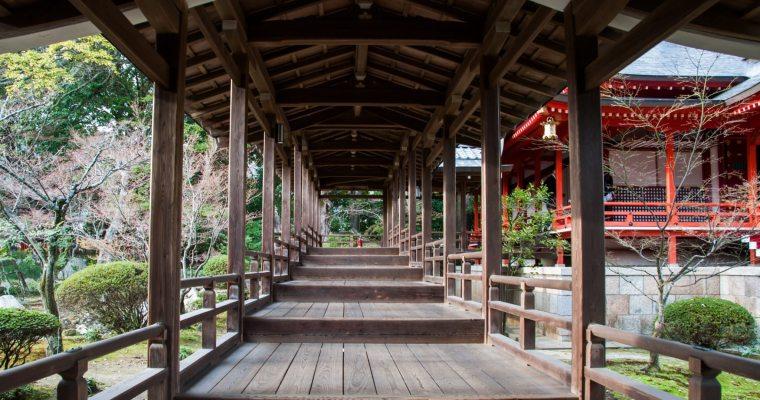 Kyoto – Daikakuji