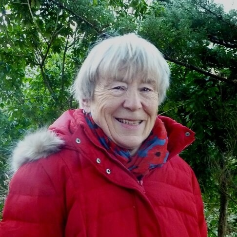 Sue Nightingale is Chair of Trustees for the Quiet Garden Movement.  Find out more
