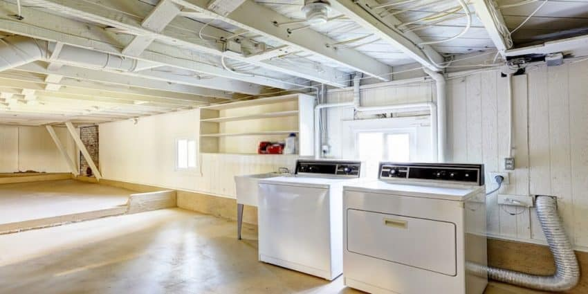 Soundproof Basement Ceiling