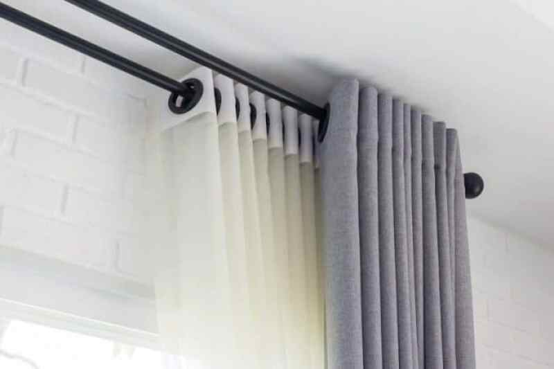 Soundproof Room Divider Curtains