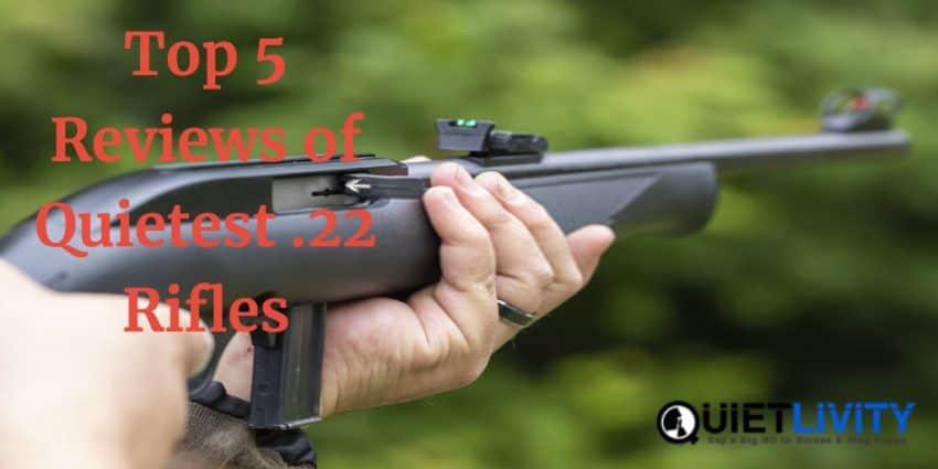 Top 5 Quietest .22 Rifle Reviews