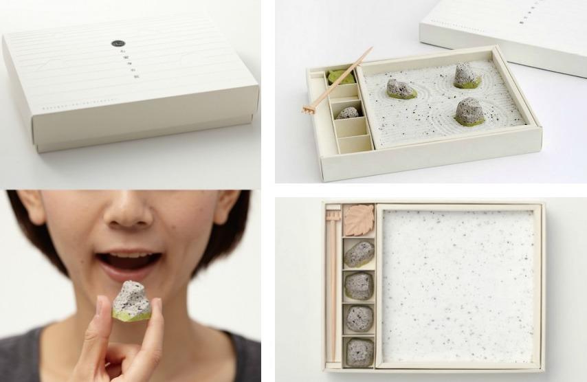 Tomonori Saito Edible Rock Garden 4