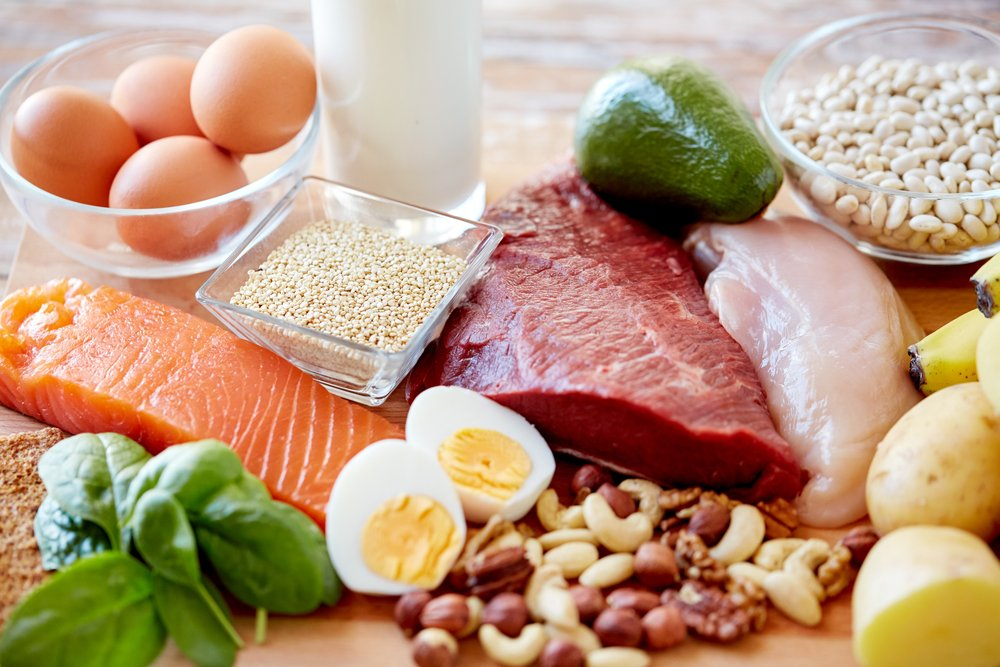 Image result for Foods rich in proteins