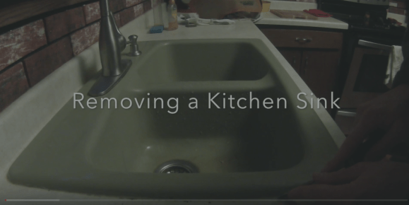 removing_kitchen_sink