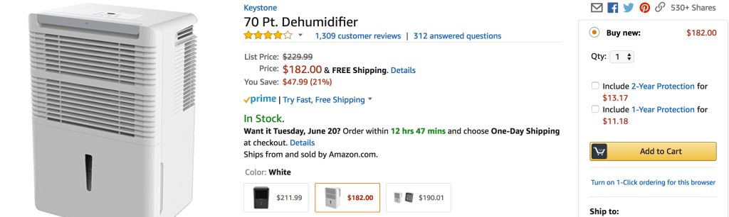 The Dehumidifier Experiment - How to Buy a Dehumidifier for