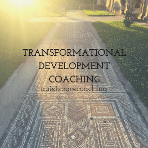 Transformational development coaching logo - 300px x 300px