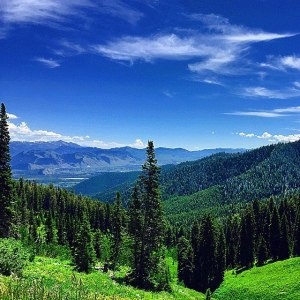 Montana sky by Justin Moore