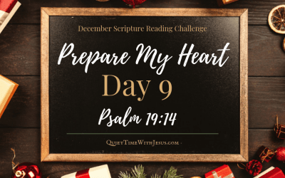 Prepare My Heart – Day 9: Meditation of the Heart